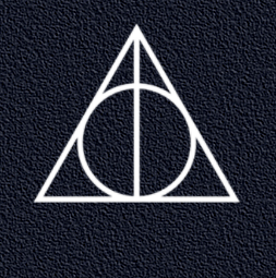 The Deathly Hallows Brush by ALK04