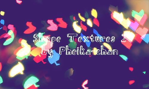 Shape Textures 2 by pheika