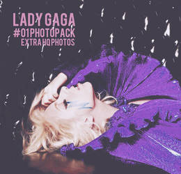 #01 Photopack - Lady Gaga by ItSocutePhotoshoots