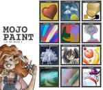 Mojo Paint 1.0 preset bundle for Krita