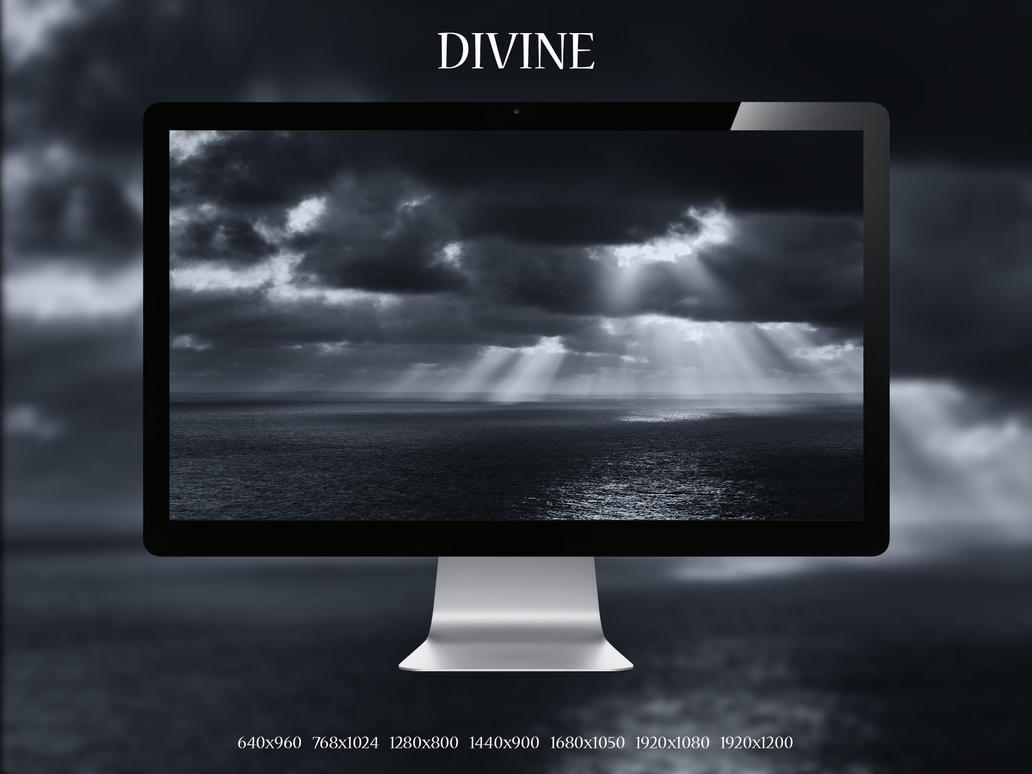 Divine Wallpaper Pack by AntonioGouveia
