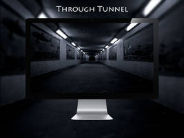 Through Tunnel Wallpaper Pack by AntonioGouveia