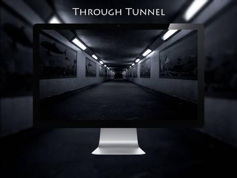 Through Tunnel Wallpaper Pack