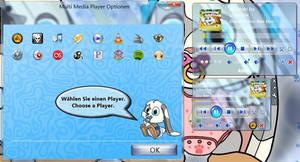 Multi Media Player Gadgte v.2.2