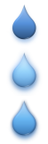 Droplet Start Button by SchnuffelKuschel