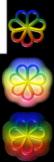 Rainbow Flower Orb 3 by SchnuffelKuschel