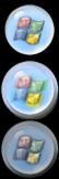 Windows Logo Start Orb by SchnuffelKuschel