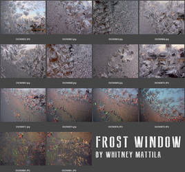 Frost Window (zip collection)