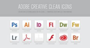 Adobe Creative Clean Icons