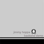 jimmy hoppa backend demo by move-me-more