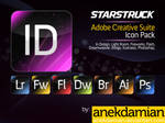 Startruck Adobe Icons