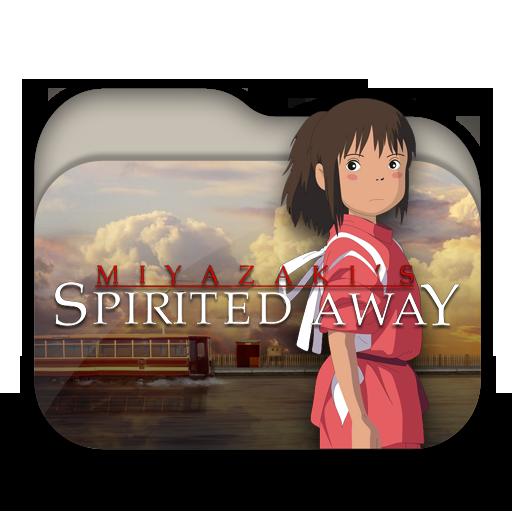 Spirited Away Folder Icon By Igozzo On Deviantart