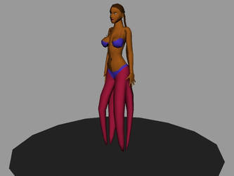 Kanaloa UV mapped by lunaras13