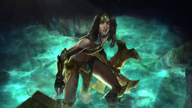 Shurima: Rise of the Ascended. Sivir Standing