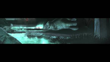Shurima: Rise of the Ascended. BG detail