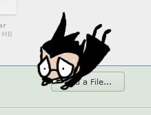 Dib Desktop Buddy by Dark-Taichou