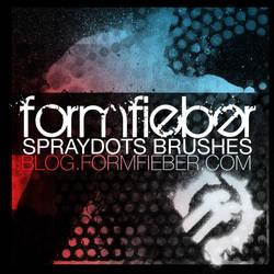 formfieber spraydots brushes