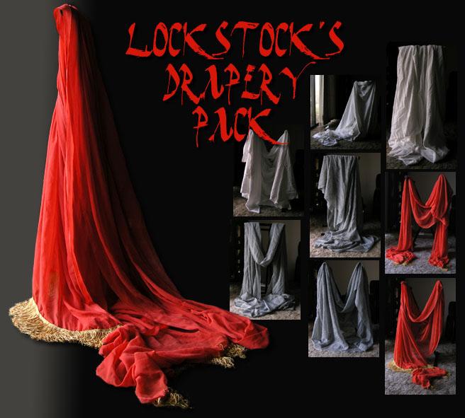 Drapery Pack by lockstock