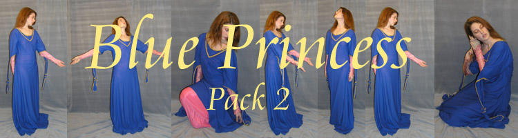 Blue Princess pack 2 by lockstock