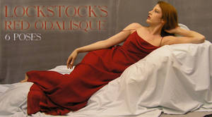 Red Odalisque