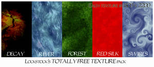 Totally Free Texture Pack