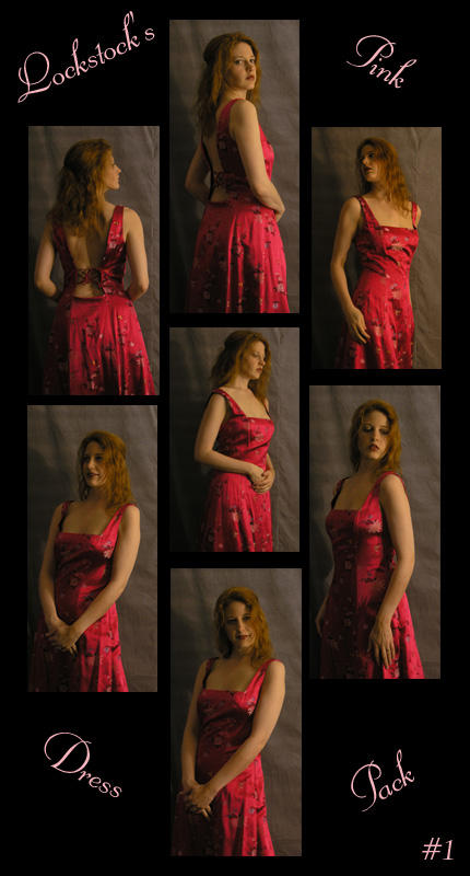 Pink Dress pack 1 by lockstock