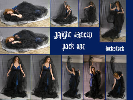 Night Queen pack one