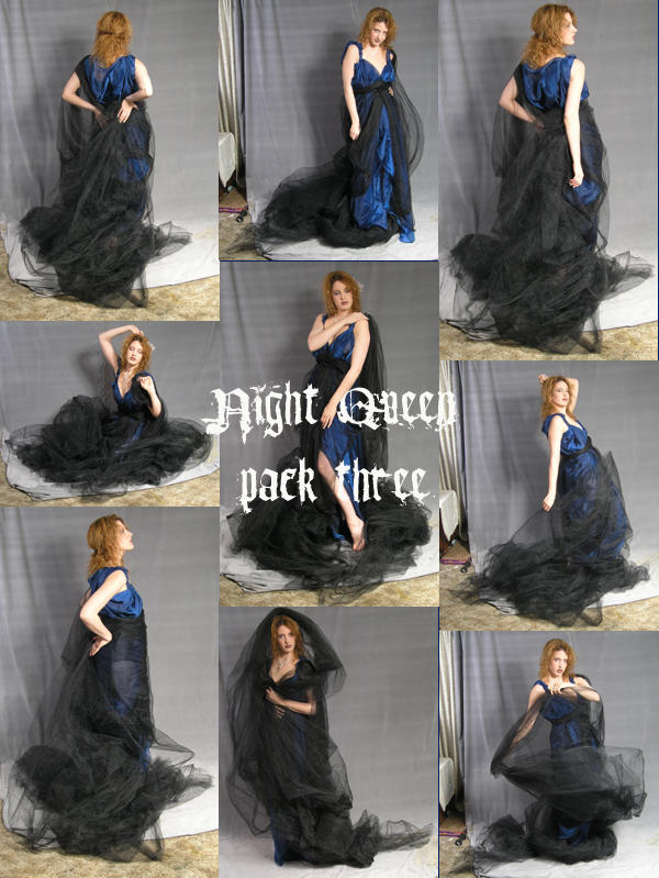 Night Queen Pack three by lockstock
