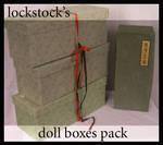 Doll box pack