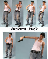 Wanksta Pack by lockstock