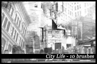 City Life by euphoric-acid