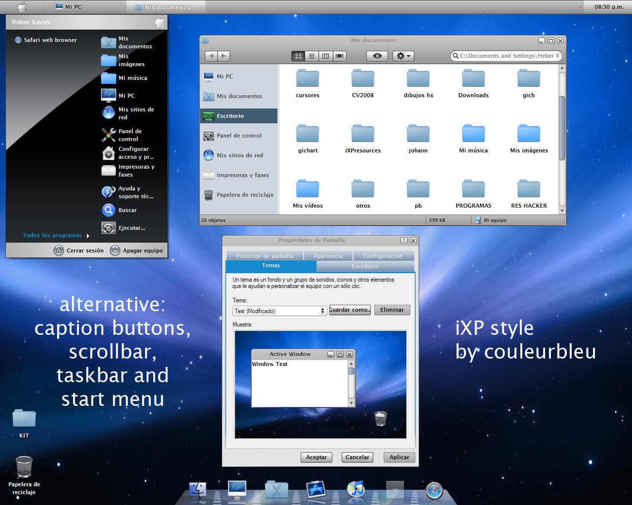 iXP Style