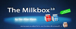 The Milkbox by Der-Alter-Mann