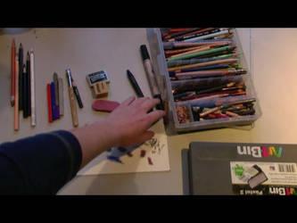 Color Pencil Tools Tutorial by AngelaSasser