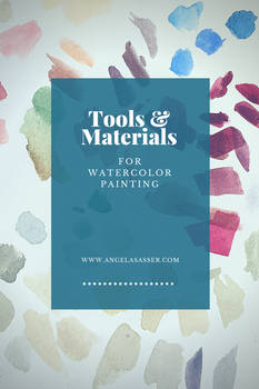 Tools and Materials - Watercolor Painting