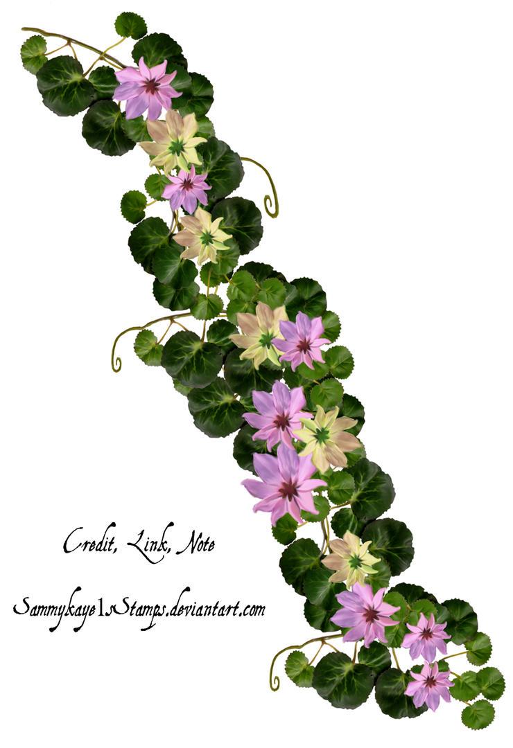 Vines Flowers Png Vine Png Flowering Clipart