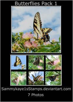 Butterflies Pack 1