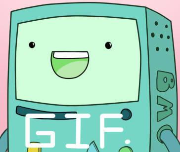 GIF - Dancing BMO