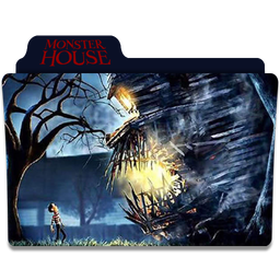 Monster House Folder Icon By Estelkatrin On Deviantart
