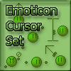 -:Emticon Cursor Set:- by fl00fy