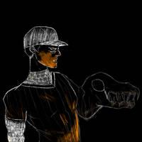 Goretober 2018 - Day 5 (Hey Batter Batter!) by SaikoSaiLent