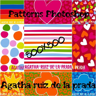 agatha ruiz de la prada by xopsuei on deviantart. Black Bedroom Furniture Sets. Home Design Ideas