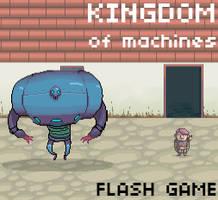 Kingdom of Machines by killthemouse