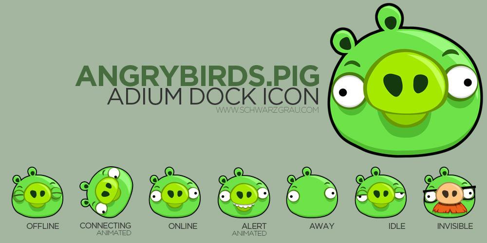 Diskuse All in one - Stránka 37 Angrybirds_pig_adium_by_pfuispinne-d3f4q2w