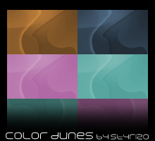 Color Dunes by styrizo