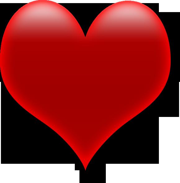 Love Heart - PNG + PSD