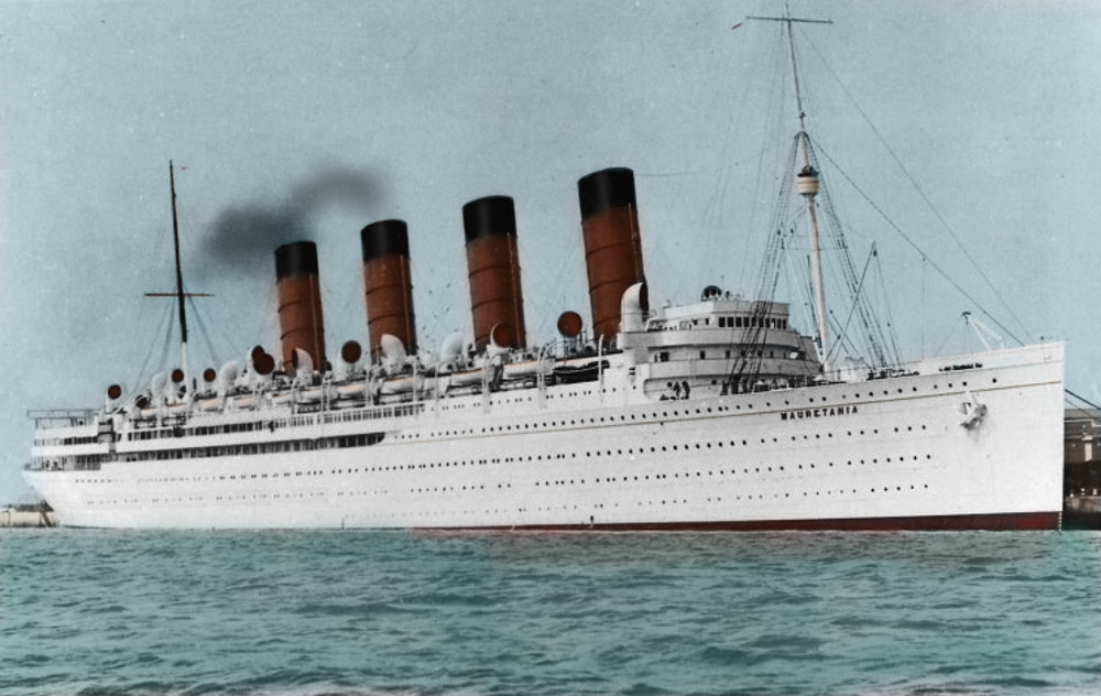 R.M.S MAURETANIA by RMS-OLYMPIC on DeviantArt