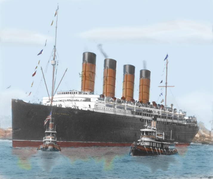 Rms Olympic: Ready To Set Sail By RMS-OLYMPIC On DeviantArt