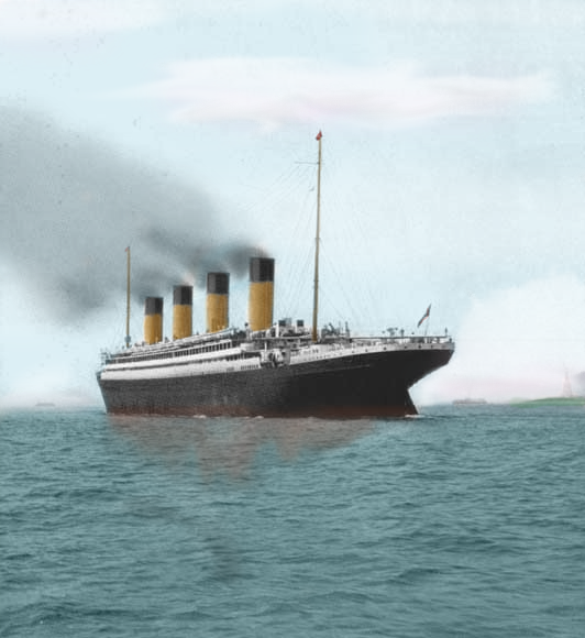 Rms Olympic: Sail Away, Sail Away By RMS-OLYMPIC On DeviantArt