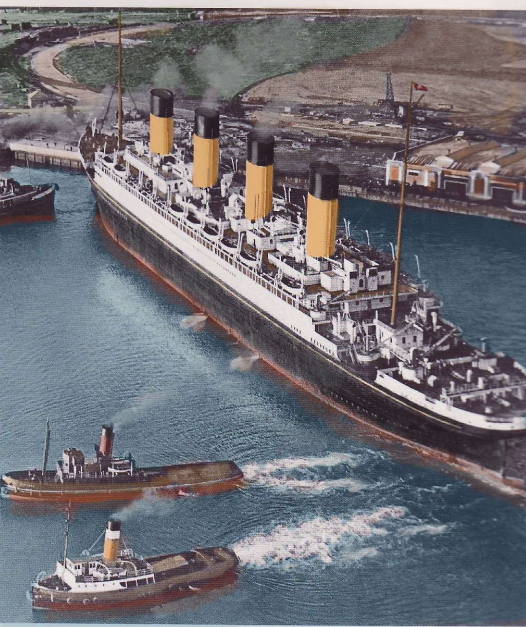 Rms Olympic: Picture Perfect Model By RMS-OLYMPIC On DeviantArt